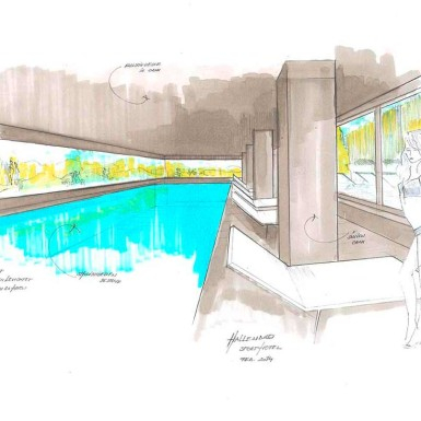 innenarchitektur-stranger-skizze3-sporthotel-silvretta-montafon